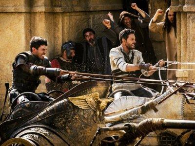 Taquilla española | Ben-Hur logra un inesperado triunfo