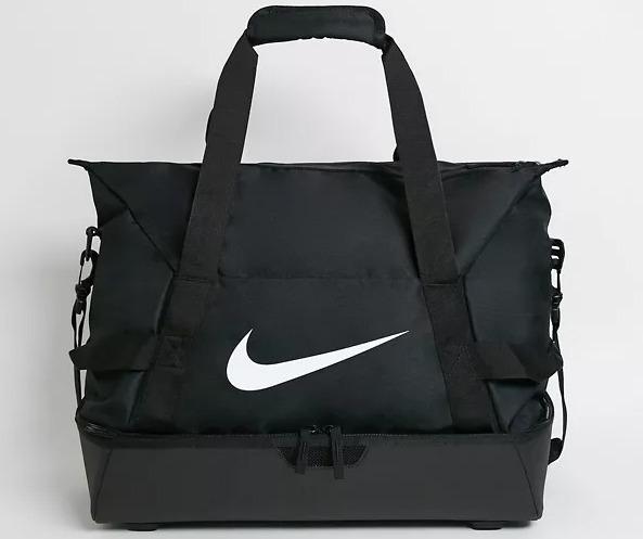 Bolso negro Academy de Nike Football