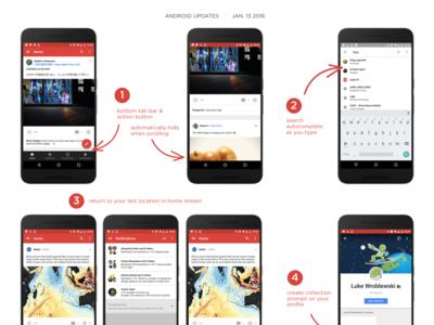 Google+ se actualiza a la versión 7.0 para mejorar la navegación y ser más intuitiva