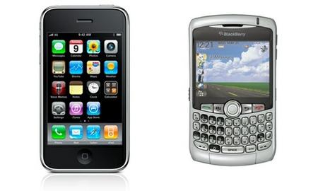 ¿Podrá el iPhone con BlackBerry?