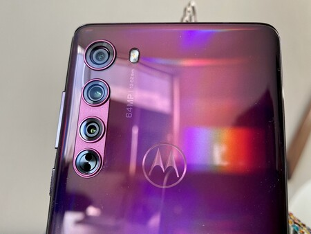 Motorola Nio Flagship 2021 Camara 64 Megapixeles