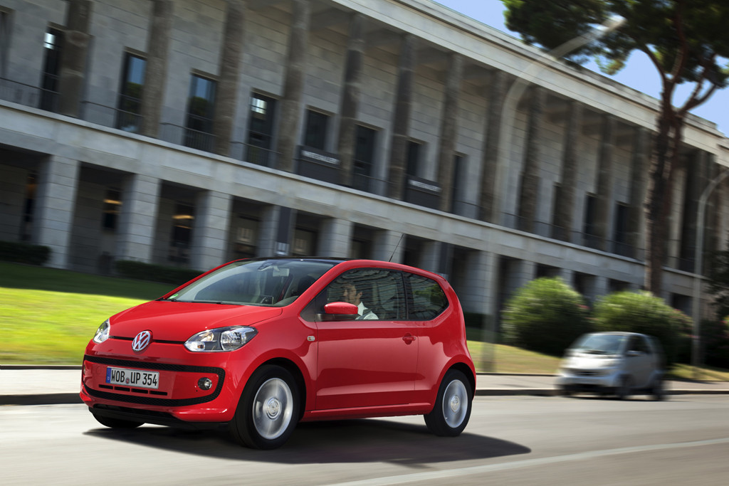 Foto de Volkswagen Up! (40/75)