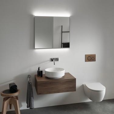 Cinco consejos prácticos a tener en cuenta en el diseño de cuartos de baño pequeños