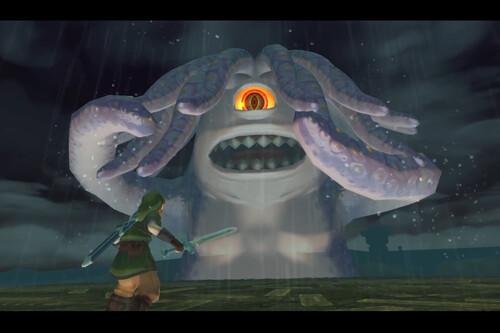 Cómo derrotar a Daidagos en Zelda: Skyward Sword HD