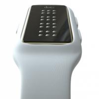 """¿Un smartwatch para ciegos? Sí, con """"pantalla"""" braille"""