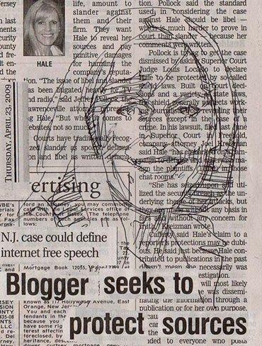 Un bloguero no es un periodista