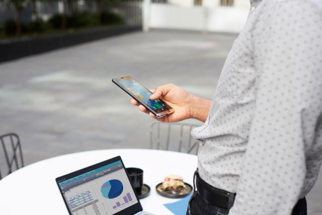 HP Elite X3, una oficina móvil de 6 pulgadas con Windows 10 Mobile