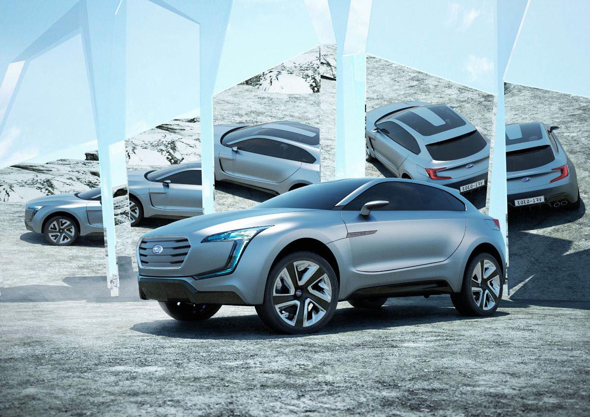 Foto de Subaru Viziv Concept (13/28)