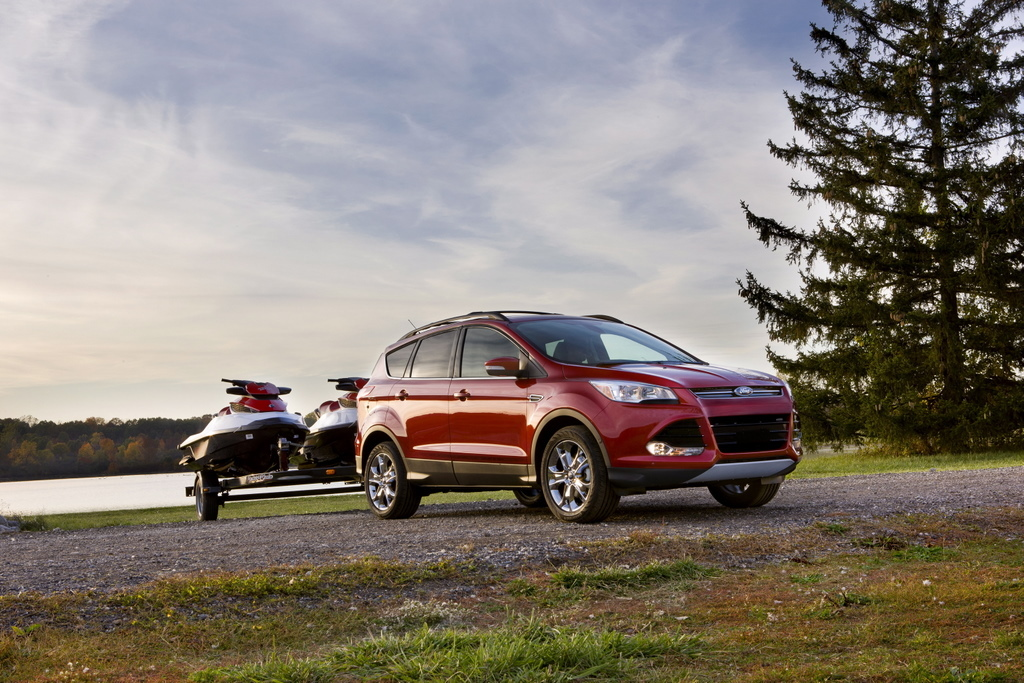 Foto de Ford Escape (21/37)
