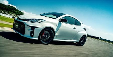 Toyota Gr Yaris 2020 22