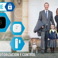 Smart Home es la propuesta de Panasonic para monitorizar nuestro hogar
