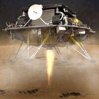 China muestra las primeras imágenes del aterrizaje de su rover Zhurong en Marte: el vehículo enseñó la capacidad de dos de sus cámaras