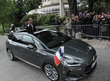Citroën DS5 François Hollande