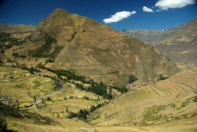 El Valle Sagrado de los Incas: Pisaq