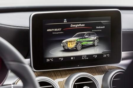 Mercedes Benz C 350 Plug In Hybrid Modos
