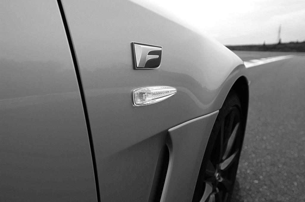 Foto de Lexus IS-F (43/111)