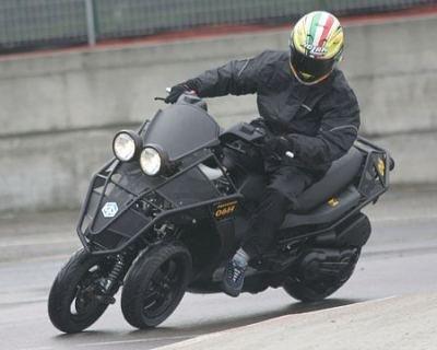 Piagio Concept Scooter