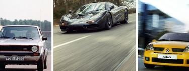 Los autos deportivos que ya se dejaron de producir que podrían emocionarte más que uno nuevo