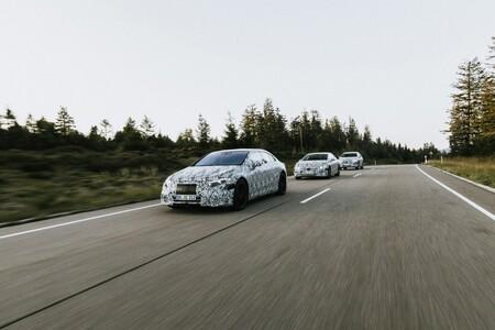 Mercedes Estrategia Coches Electricos Hoja De Ruta 02