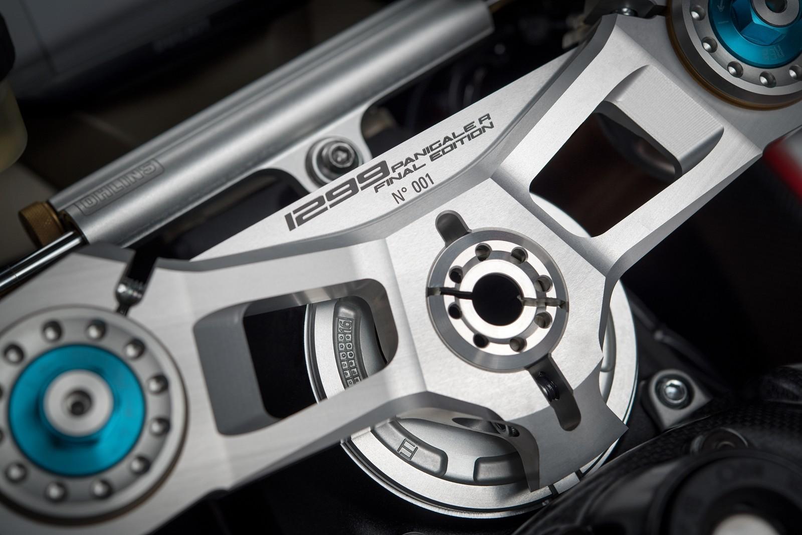Foto de Ducati 1299 Panigale R Final Edition (32/58)