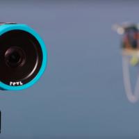 Revl Arc es la primera cámara de acción que graba vídeo 4K estabilizado, lleva un gimbal integrado