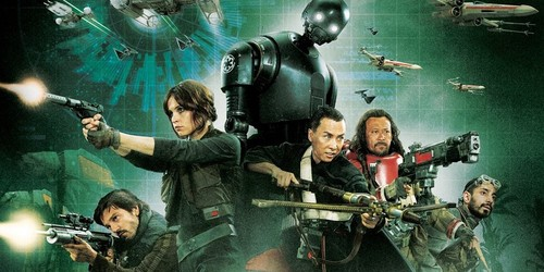 'Rogue One: Una historia de Star Wars', fan fiction inerte
