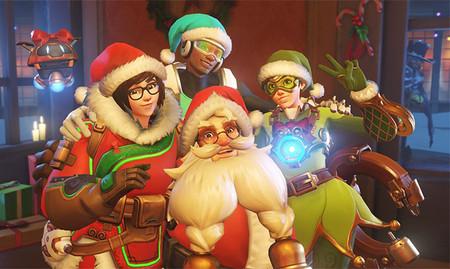 Feliz Navidad, Blizzard ha puesto en oferta las dos versiones de Overwatch para PC