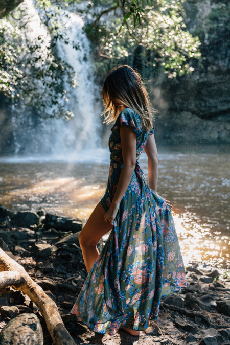 Vestido Largo Tendencia Verano 2016 Blog De Moda 2