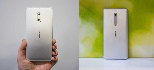 Nokia 5 y 6, primeras impresiones: ni plástico mítico ni súper cámaras, la nueva Nokia es sencillez, diseño y pureza
