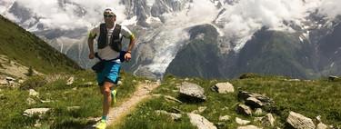 Cuatro consejos para bajar las pendientes de forma segura y efectiva si practicas trail running
