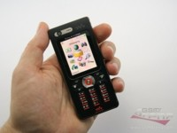 Sony Ericcson W880, primera revisión