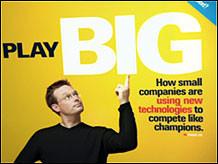 Empresas pequeñas, grandes jugadores