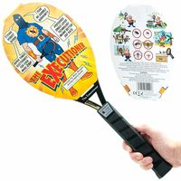 La raqueta caza insectos Sourcing4U The Executioner EX-001 está por 16,49 euros en Amazon