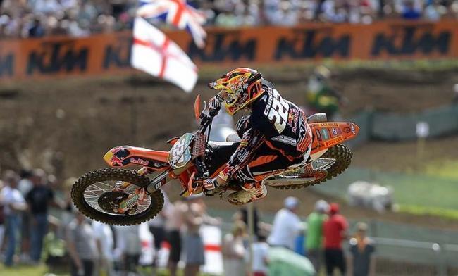 Antonio Cairoli GP GB