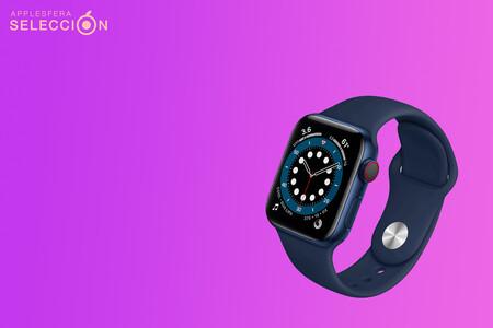 El Apple Watch Series 6 de 44 mm alcanza su precio mínimo histórico en Amazon con esta rebaja de 50 euros