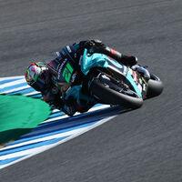 Franco Morbidelli llevará una moto oficial de MotoGP en 2022, pero no aclara con qué equipo y marca
