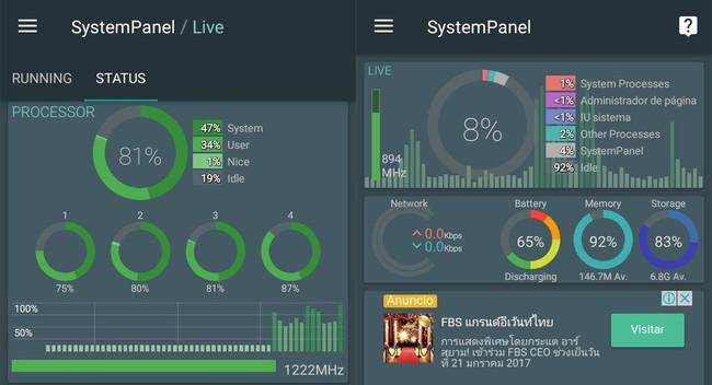 Systempanel2