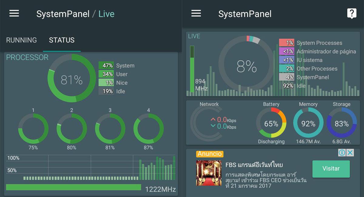 Systempanel2 es el panel de control para android que los - Www wayook es panel ...