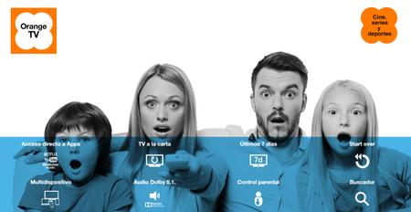 Nuevo pack Selección de Orange TV: Partidazo, Orange Series, AXN Now y más por 9,95 euros