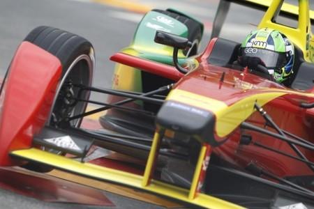 Lucas di Grassi se encuentra con la victoria en el debut de la Fórmula E