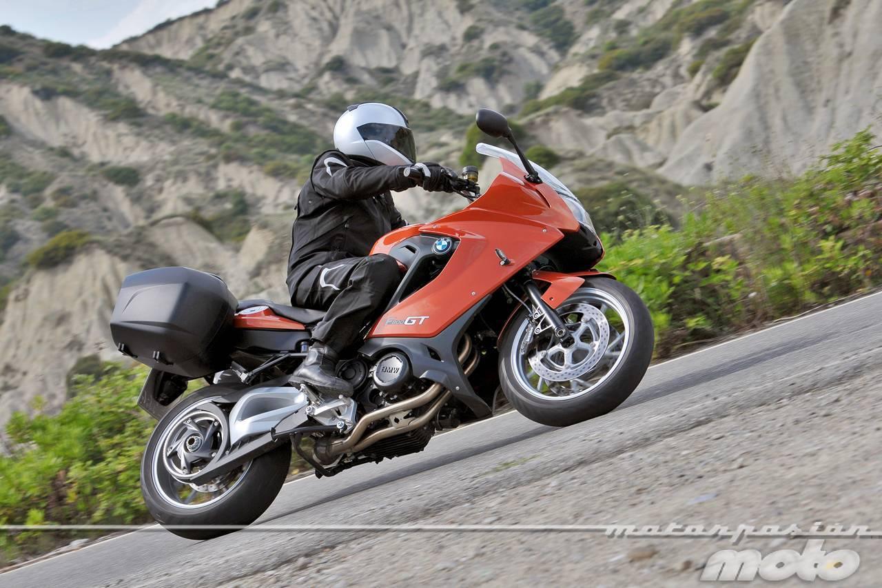 Foto de BMW F 800 GT, prueba (valoración, ficha técnica y galería) - Prensa (6/27)