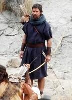 Christian Bale es Moisés, la imagen de la semana