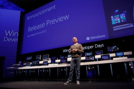 Microsoft confirma que Windows 8 Release Preview se lanzará en la primera semana de junio