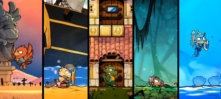 Wonder Boy: The Dragon's Trap ya está disponible en App Store y Google Play