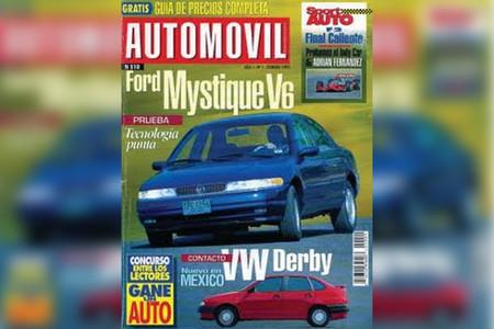 Revista Automovil Panamericano Edicion 1
