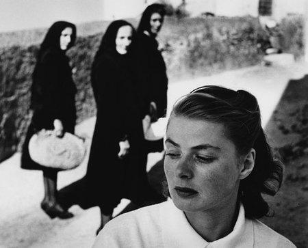 'Stromboli, tierra de Dios': el volcán, la chica, el Cine