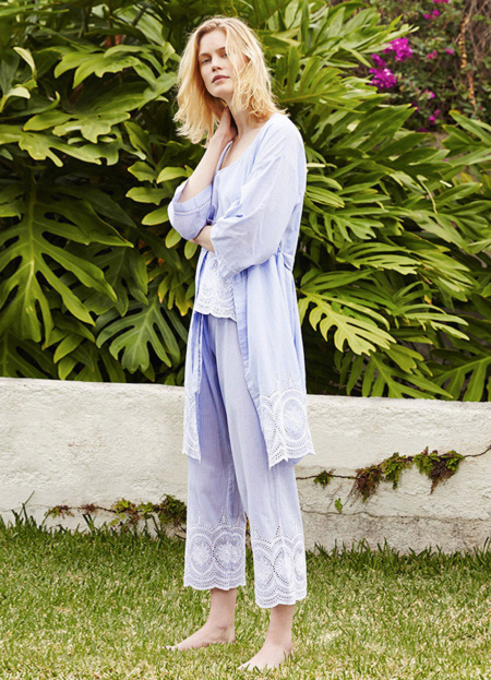 Oysho Sleepwear Primavera-Verano 2015