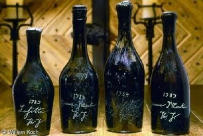 El vino de Thomas Jefferson