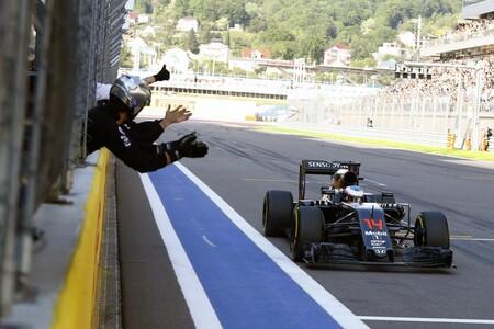 Alonso Sochi F1 2016