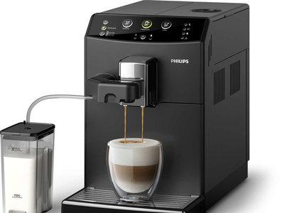 Philips Serie 3000 HD8829: café espresso y cappuccino en tu casa por sólo 276,34 euros